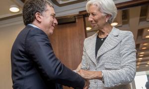 Podría complicarse el acuerdo con el FMI por proyecto en el Senado.