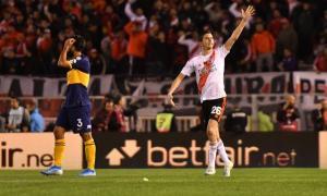 River ganó 2 a 0 en el Monumental.