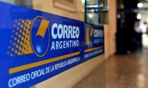 Los envíos no llegan por Correo Argentino.