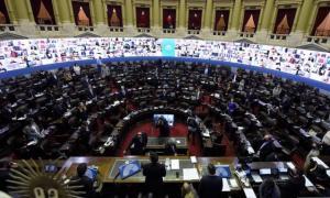 El Frente de Todos pretende tener dictamen de mayoría este mismo lunes.