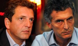 No hay pacto político entre Massa y Macri.
