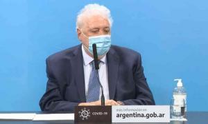 El Ministro de Salud, foco de críticas de la oposición.