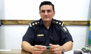 Comisario Alberto Utrera.