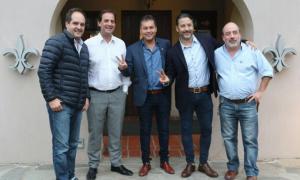 Festa y Menéndez se anotaron para suceder a Espinoza. Foto: El Destape Web