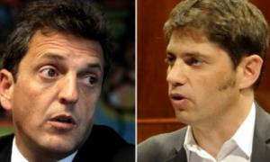 """El precandidato a gobernador por el Partido Justicialista reconoció """"charlas"""" con el tigrense. foto: Prensa"""