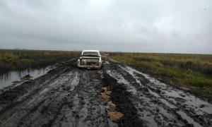 El dinero será destinado para obras en caminos rurales. Foto: Agustín Lema.
