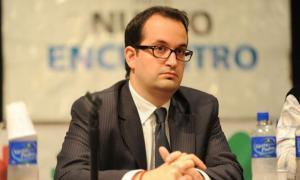 Carlés es abogado recibido en la UBA. Foto: El Diario de La Pampa.