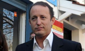 El jefe comunal de Lomas de Zamora mostró su apoyo a Cristina Fernández. Foto: Prensa