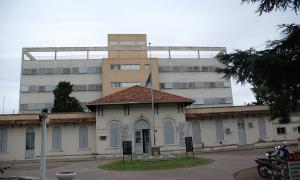 La víctima fue asistida en el hospital zonal de Pehuajó. Foto: Prensa