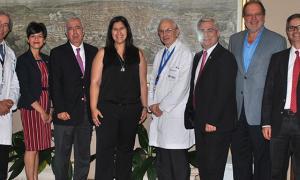 15 años de la Unidad Pediátrica de Mc Donald: Agasajo en el Hospital Austral
