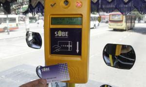 Los colectivos deberán instalar el sistema para que los pasajeros puedan pagar con la SUBE.