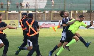 Imágenes: El Litoral e Interior Futbolero.