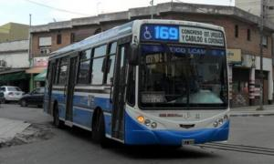 La linea 169 tiene la central en Pablo Podesta, 3 de Febrero