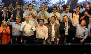 El peronismo bonaerense celebró el Día de la Lealtad.