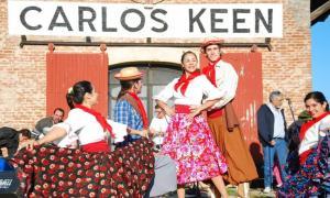 Actividades en Carlos Keen.