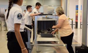 La PSA derivará más efectivos a los controles aeroportuarios. Foto: Prensa PSA.