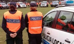 Presidente Perón adhirió a la Policía Local.