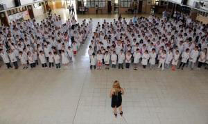 Nora de Lucía anunció la construcción de la Secundaria N°5.