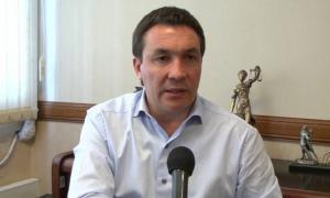 El intendente Andrés Watson demandó a Edesur y el Enre. Foto: Agenhoy