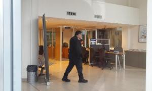 El banco en donde ocurrió. Foto: Elcivismo.