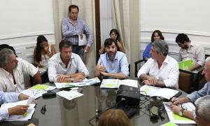 La reunión se llevó a cabo en Pergamino.