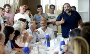 Vidal convocó a los maestros a una reunión para el miércoles. Foto: Prensa