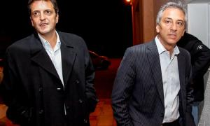 """Eseverri aseguró que Massa enterró la idea de """"Cristina eterna""""."""