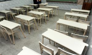 Nuevo mobiliario para escuelas de 8 municipios.