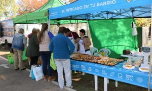 """Nueva semana de """"El Mercado en tu Barrio""""."""