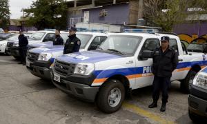 Desde el Gobierno provincial atribuyen la disminución de los homicidios a la mayor presencia policial.