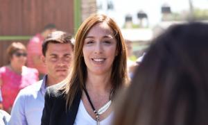 La gobernadora María Eugenia Vidal. Foto: Archivo La Noticia 1.