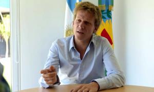 Titular de la Agencia de Recaudación bonaerense, Gastón Fossati.
