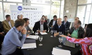 Intendentes del norte bonaerense firmaron acuerdo para mejorar la prestación de salud en la región