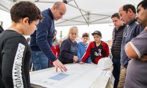 Con eje en lo electoral, Molina planifica 12 inauguraciones de obras en 14 días