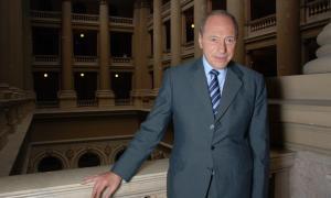 Eugenio Zaffaroni dejará de ser juez de la Corte Suprema desde el 31 de diciembre.