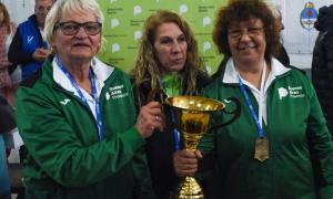 Buenos Aires lideró el medallero. Foto: Agencia de Deporte Nacional.