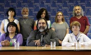 Suteba denuncia que hicieron sumarios a docentes que realizaron huelgas