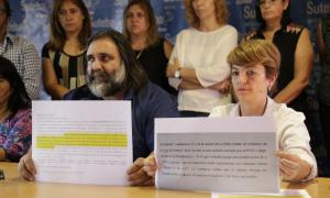 Justicia puso un freno a sumarios por huelga y plus por presentismo a docentes pagados por Provincia