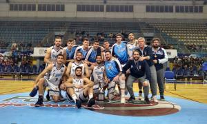El plantel de Buenos Aires que fue tercero en Formosa. Foto. CABB.