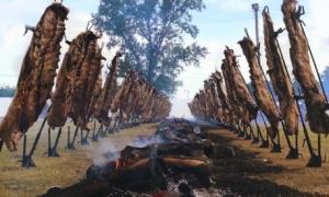 Acevedo celebra la 5 edición de la Fiesta de la Estaca