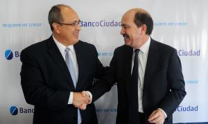 Nuevo acuerdo para ampliar la oferta crediticia a las PyMEs.