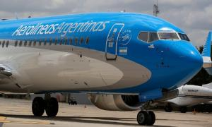 Ocho heridos en vuelo de Aerolíneas por turbulencias