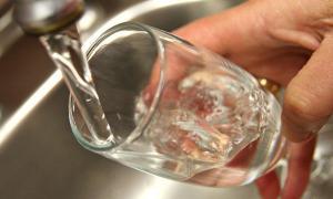 Según el informe, el agua no es potable.