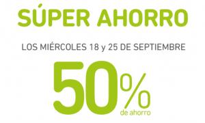 Supermiércoles de Banco Provincia de septiembre son este 18 y 25 con hasta 50% de ahorro