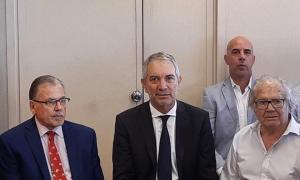 El ministro Alak dijo que la mesa de diálogo para abordar el tema nuca analizó liberar presos.