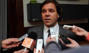 El Jefe de Gabinete, Alberto Pérez.
