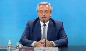 """Coronavirus: """"Es muy probable que Argentina enfrente una segunda ola en otoño"""", adelantó el presidente Fernández"""