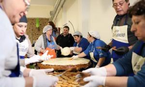 Comienza la cuarta Fiesta del Alfajor Costero en San Bernardo
