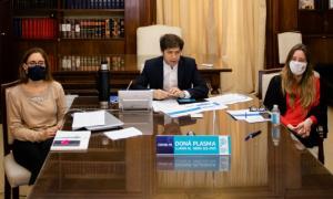 Provincia anunció un adelanto de aportes estatales a instituciones educativas de gestión privada