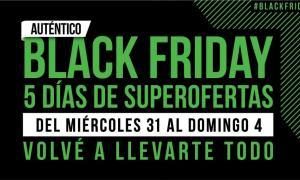 """Nueva edición del auténtico """"Black Friday"""" de Walmart con cinco días de superofertas"""